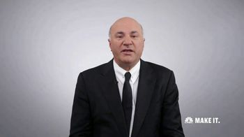 CNBC Make It TV Spot, 'Invest the Rest' Featuring Kevin O'Leary - Thumbnail 5