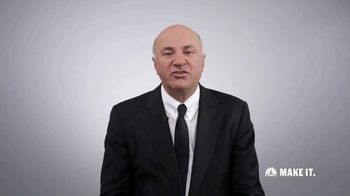 CNBC Make It TV Spot, 'Invest the Rest' Featuring Kevin O'Leary - Thumbnail 9