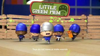 Awesome Little Green Men TV Spot, 'This Means War'