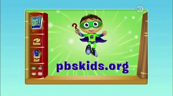 PBS Kids TV Spot, 'Calling All Super-Readers'