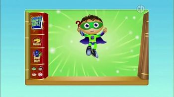 PBS Kids TV Spot, 'Calling All Super-Readers' - Thumbnail 7