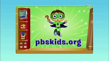 PBS Kids TV Spot, 'Calling All Super-Readers' - Thumbnail 8