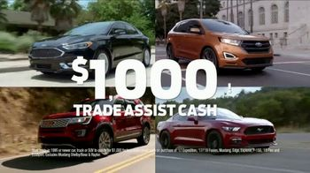 Ford Presidents Day Sellathon TV Spot, 'Trade Assist Cash'