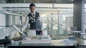 JoS. A. Bank Presidents Day Sale TV Spot, 'Suits, Clearance and Outerwear' - Thumbnail 7