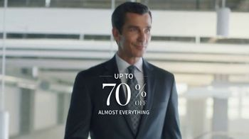 JoS. A. Bank Presidents Day Sale TV Spot, 'Suits, Clearance and Outerwear' - Thumbnail 2