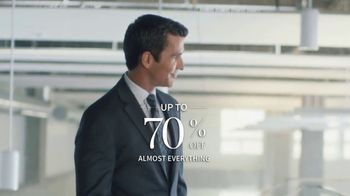 JoS. A. Bank Presidents Day Sale TV Spot, 'Suits, Clearance and Outerwear' - Thumbnail 3
