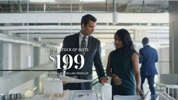 JoS. A. Bank Presidents Day Sale TV Spot, 'Suits, Clearance and Outerwear' - Thumbnail 4
