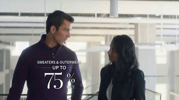 JoS. A. Bank Presidents Day Sale TV Spot, 'Suits, Clearance and Outerwear' - Thumbnail 6