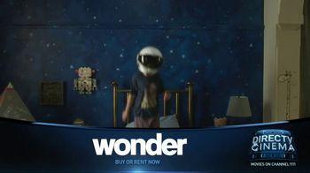 DIRECTV Cinema TV Spot, 'Wonder' - Thumbnail 1