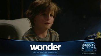 DIRECTV Cinema TV Spot, 'Wonder' - Thumbnail 3