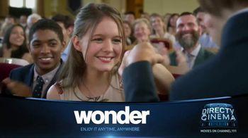 DIRECTV Cinema TV Spot, 'Wonder' - Thumbnail 4