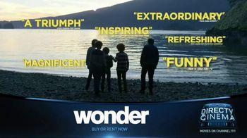 DIRECTV Cinema TV Spot, 'Wonder' - Thumbnail 6