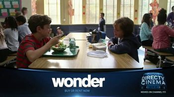 DIRECTV Cinema TV Spot, 'Wonder' - Thumbnail 7