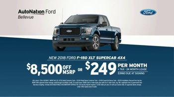 AutoNation Ford TV Spot, '2018 Ford F-150 XLT' - Thumbnail 7