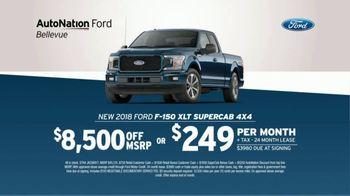 AutoNation Ford TV Spot, '2018 Ford F-150 XLT' - Thumbnail 8