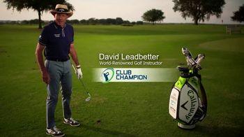 Club Champion TV Spot, 'Improve Your Game' Ft. David Leadbetter