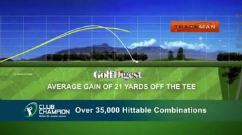 Club Champion TV Spot, 'Improve Your Game' Ft. David Leadbetter - Thumbnail 7