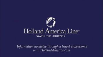 Holland America Line TV Spot, 'Journey by Journey' - Thumbnail 7