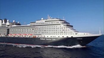 Holland America Line TV Spot, 'Journey by Journey' - Thumbnail 1