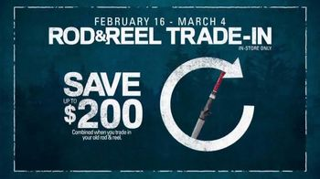 Bass Pro Shops 2018 Spring Fishing Classic TV Spot, 'Rod and Reel Trade-In' - Thumbnail 7