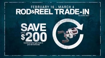 Bass Pro Shops 2018 Spring Fishing Classic TV Spot, 'Rod and Reel Trade-In' - Thumbnail 8