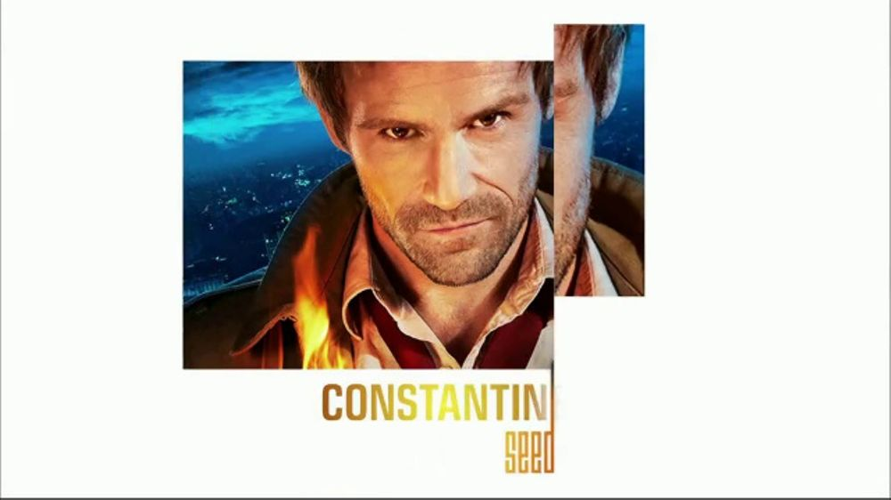 CW Seed TV Commercial, 'Constantine' - Video