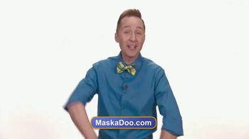 MaskaDoo TV Spot, 'Lock Odors Away'