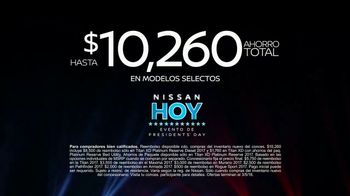 Nissan Evento de Presidents' Day TV Spot, 'No te lo pierdas' [Spanish] [T2] - Thumbnail 10