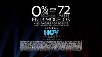 Nissan Evento de Presidents' Day TV Spot, 'No te lo pierdas' [Spanish] [T2] - Thumbnail 9