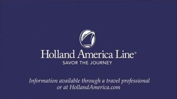 Holland America Line TV Spot, 'World's Wonders' - Thumbnail 8