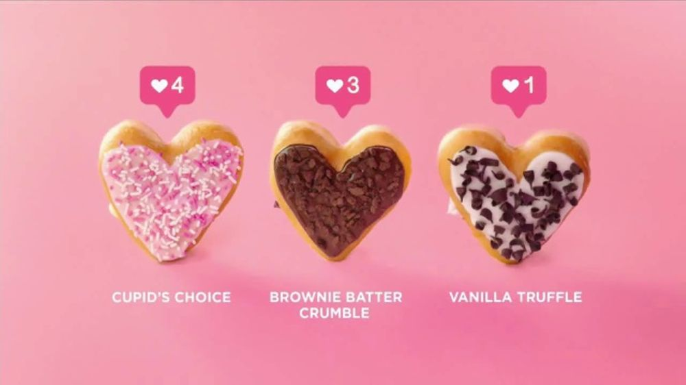 Dunkin Donuts Tv Commercial Valentine S Season Donuts Ispot Tv