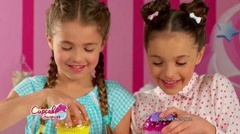 Cupcake Surprise Series 2 TV Spot, 'New Dresses and Toppings' - Thumbnail 6