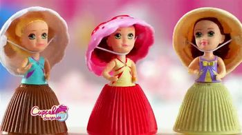 Cupcake Surprise Series 2 TV Spot, 'New Dresses and Toppings'