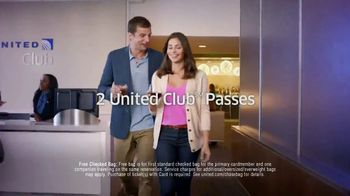 United MileagePlus Explorer Card TV Spot, 'Vacation' Song by Generationals - Thumbnail 6