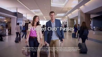 United MileagePlus Explorer Card TV Spot, 'Imagine' Song by Generationals - Thumbnail 6