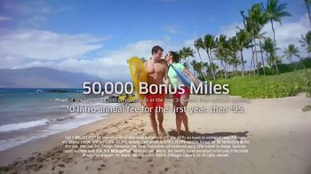 United MileagePlus Explorer Card TV Spot, 'Imagine' Song by Generationals - Thumbnail 8