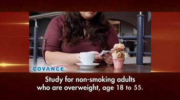 Covance Clinical Trials TV Spot, 'Overweight' - Thumbnail 1