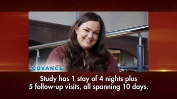 Covance Clinical Trials TV Spot, 'Overweight' - Thumbnail 3