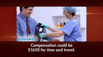 Covance Clinical Trials TV Spot, 'Overweight' - Thumbnail 4