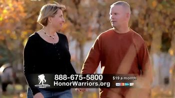 Wounded Warrior Project TV Spot, 'Traumatic Injury' Feat. Trace Adkins - Thumbnail 10