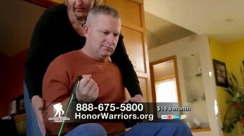 Wounded Warrior Project TV Spot, 'Traumatic Injury' Feat. Trace Adkins - 153 commercial airings