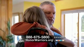 Wounded Warrior Project TV Spot, 'Traumatic Injury' Feat. Trace Adkins - Thumbnail 6