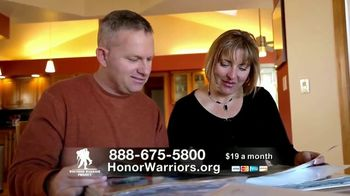 Wounded Warrior Project TV Spot, 'Traumatic Injury' Feat. Trace Adkins - Thumbnail 7