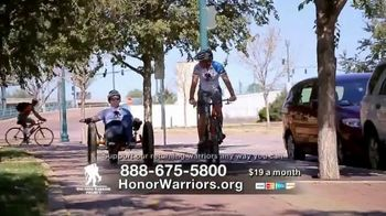 Wounded Warrior Project TV Spot, 'Traumatic Injury' Feat. Trace Adkins - Thumbnail 8