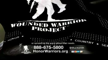 Wounded Warrior Project TV Spot, 'Traumatic Injury' Feat. Trace Adkins - Thumbnail 9
