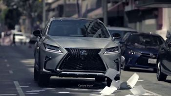 2018 Lexus RX 350 TV Spot, 'To Err Is Human: Presidents' Day Offer'