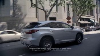 Lexus Special Presidents' Day Offer TV Spot, 'To Err Is Human' [T2] - Thumbnail 7