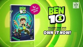 Ben 10: Villain Time Home Entertainment TV Spot - Thumbnail 10