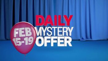 Aaron's Presidents' Day Weekend Event TV Spot, 'Daily Mystery Offer' - Thumbnail 7