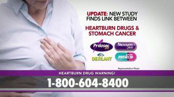 Bruera Law Firm PLLC TV Spot, 'Hearburn Drug Warning'